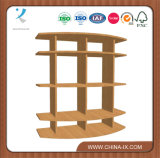 Wooden Arc Display Stand for Retails