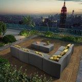 Leisure Hotel/Home Modern Lounge Chair Outdoor Garden Uphostery Fabric Sofa Set