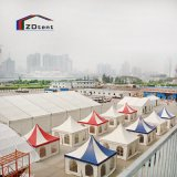 Chinese Wholesale Garden 6X6m Event Tent Pagoda Small Family Party Tent