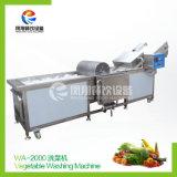 Wa-2000 Stainless Steel Bubble Ozone Vegetable Washing Machine, Lettuce Cleaning Machine