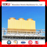 FRP Large Capacity Open Type Square Cooling Tower (NST-1200H/M)