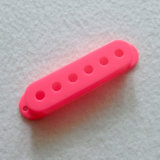 Wholesale Pink Strat Guitar Pickup Cover with 52mm String Spacing