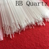 Clear Capilary Quartz Glass Tube with Both Ends Open
