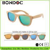 New Style Bamboo Sunglasses Colorful Sunglasses