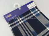 Cotton Yarn Dyed Space Dyed Check Shirting Fabric-Lz7931
