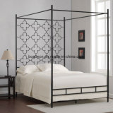 Unique Metal Canopy Bed Frame