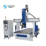 China CNC Router High Quality Cheap Different Materials 9.0kw 4 Axis CNC Engraving Machine