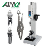 Button Pull Tester Hardness Test Machine with Analog Force Gauge