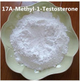 99% Purity of 17A-Methyl-1-Testosterone Powder by Factory Supply/65-04-3