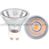 Epistar GU10 COB 6W Dimmable LED Spot Lamp Ce RoHS