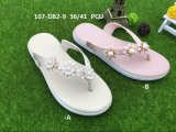 Women Fashion Style PVC Blowing Slipper 2018 Summer