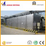 Steam Heated Hot Air Circulating Dryer Machine with Ce Marking