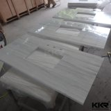 Kingkonree Solid Surface Resin Stone Kitchen Countertops (180301)
