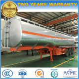 10000 Gallons Gasoline Tanker Trailer Customized Fuel Tank Semi Trailer