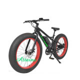 Snow Mountain Dirt Electric Bike in Fashionable Aluminum Alloy Frame