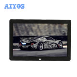China Supplier of 12 Inch Full HD Advertising LCD Digital Video Player with Vesa