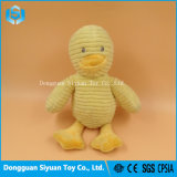Wholesale Stuffed Soft Plush Yellow Duck Toy for Baby