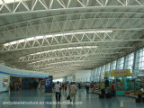 Steel Truss Roof System for Airport, Train Terminal