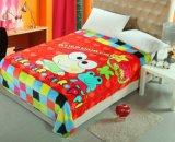 Summer Win Fleece Coral Flannel Blanket