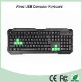 Waterproof Design OEM Logo Standard Keyboards (KB-1688)