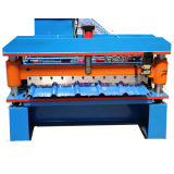 Steel Metal Sheet Panel Roll Forming Machinery