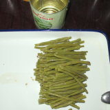 Canned Green Bean 800g in Tin Packing