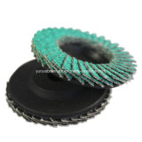 Roloc Zirconia Quick Change Mini Flap Disc Grinding Wheels Metal Disc