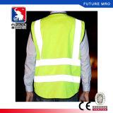 Hi Viz Reflective Safety Vest with Pockets Color Fluorescence for Construction