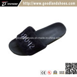Hot Sale Plush Slippers for Lady Ex-5104