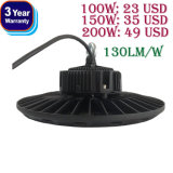 Competitive Prices 130lm/W LED Industrial High Bay Light with 3 Year Warranty