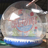 Christmas Inflatable Show Ball Snow Ball for Christmas Decoration (CYAD-536)