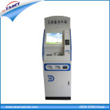 Cash Acceptor Payment Kiosk/Self Service Touch Screen Kiosk