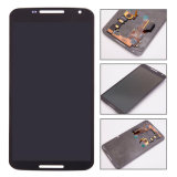 Full LCD Display Touch Screen Frame for Moto Nexus 6