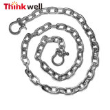 Competitive Price Ss304 Stainless Steel Welded Chain Link