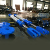 Custom Made Telescopic Hydraulic Cylinder for Dumper Trailer