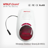 Hot Siren Alarm! ! ! Wireless Outdoor Siren with Flash Wireless Strobe Light with Siren with Waterproof Function! !