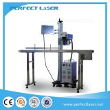LCD Touch Screen Fiber Laser Etching Machine Pedb-LCD 20W