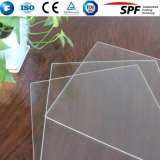 3.2mm Extra Clear Anti Reflection Coating Tempered Sheet Glass for Solar Panel