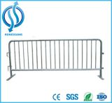 Metal Crowd Control Barrier Portable Barricades Pedestrian Barriers