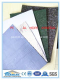 3mm/4mm/5mm APP Waterproof Membrane Aluminum Foil Surface Polyester Reinforced