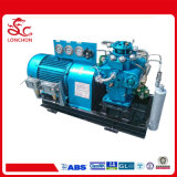 High Pressure Three-Stage Compression Water Cooling Marine Air Compressor