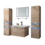 Wood Bathroom Vanity Knock Down Frameless Bathroom Cabinet