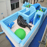 Inflatable Ocean Sea World Playground Amusement Park Inflatable Playgland