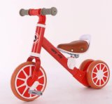 Children 12 Inch Three Wheel 2 in 1 Baby Balance Bicycle