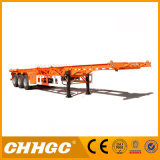 China Container Transport Semi Tractor Trailer