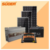 Suoer 12V 600W off Grid Solar Panel System for Home Use