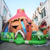 New Design Inflatable Jurassic Dinosaur Playground Amusement Park for Kids
