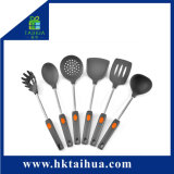 Cheap Silicone Kitchenware Six Pieces Set Cooking Tool