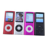 Eran M125 Multiple Color Choice Comfortable Metal MP4 Player