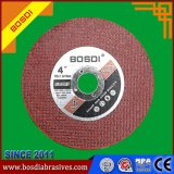 4inch Super Thin Cutting Wheels to Cut Stainless Steel and Metal